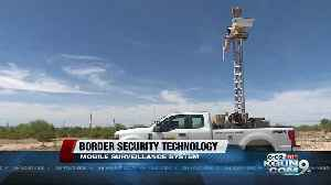 One company hopes to help increase border security with new surveillance system [Video]