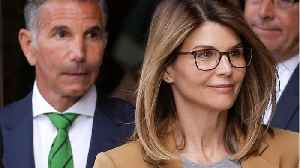Lori Loughlin And Husband Face New Charge In The 'Operation Varsity Blues' Scandal [Video]