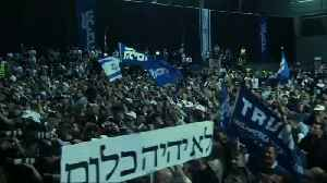 Israel's Netanyahu announces 'colossal victory' after election exit polls [Video]