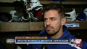 NHL-best Tampa Bay Lightning eager to get started against Columbus Blue Jackets [Video]