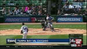 Austin Meadows gets 4 hits and Avisaíl Garcia homers as Tampa Bay Rays beat Chicago White Sox 10-5 [Video]