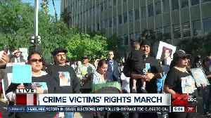 Crime Victims' Rights March LIVE 5pm [Video]