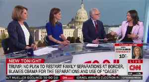 CNN analyst claims Obama separated migrant families for 'their protection' [Video]