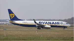 Ryanair Apologizes After Not Allowing Refugee To Board Plane [Video]
