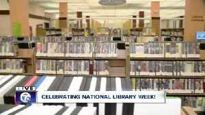 Buffalo & Erie County public libraries are so much more than books [Video]