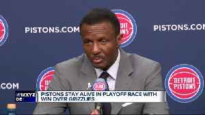 Dwane Casey heard Pistons fans booing and offers advice [Video]