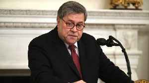 Barr Says He Wants To Review How The FBI's Trump-Russia Probe Started [Video]