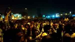 Sudan sit-in protest outside defense ministry [Video]