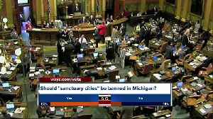 State lawmakers consider ban on sanctuary cities in Michigan [Video]