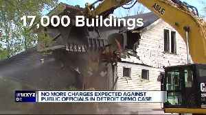More charges expected in Detroit demolition probe [Video]