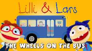 WHEELS ON THE BUS Nursery Rhymes for Kids | best songs for children in english [Video]