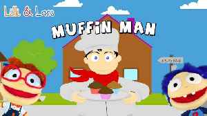 nursery rhymes MUFFIN MAN song for children - popular nursery rhymes for kids - Do you know him? [Video]