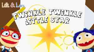 twinkle twinkle little star lyrics with song lullaby - Nursery Rhymes with Karaoke [Video]