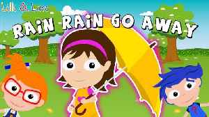 Rain Rain Go Away! Come Again another Day! | Easy Songs for Kids | Rainy Day Songs [Video]
