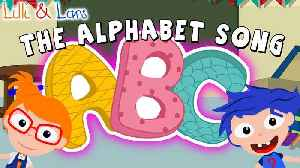 THE ALPHABET SONG | Nursery Rhymes for Children | Learning Made Easy for Kids [Video]