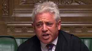 John Bercow's Brexit stardom [Video]