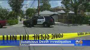 Woman Found Dead In Backyard Of Arcadia Home [Video]