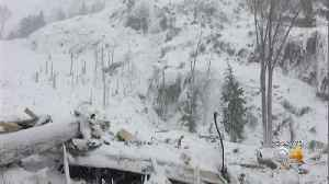 Daughters Buried In Avalanche Describe Miraculous Rescue [Video]