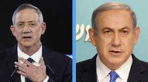 Gantz, Netanyahu Declare Victory In Israel Election [Video]