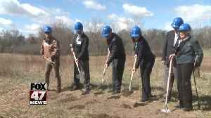 New nature center under construction in Lansing [Video]