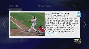 Power Plant Live! To Give Out Free Crushes When Chris Davis Breaks Hitless Streak [Video]