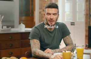 David Beckham's 'deep fake' malaria awareness video [Video]