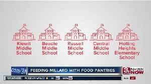 Millard South High School DECA team creates food pantry starter kits for other Millard area schools [Video]