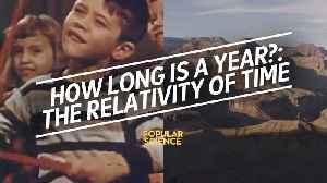 How Long Is a Year?: The Relativity of Time [Video]