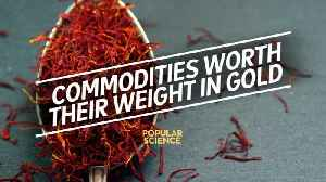 Precious Commodities Worth (More Than) Their Weight In Gold [Video]