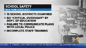 New York State School Safety Audit [Video]