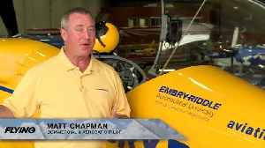 Matt Chapman, Commercial and Aerobatic Pilot [Video]
