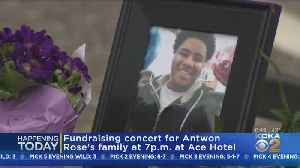Antwon Rose To Be Remembered At Concert [Video]