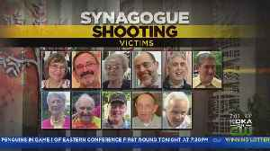Synagogue Shooting Victims To Be Remembered In Harrisburg [Video]