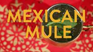 Mexican Mule Drink Recipe [Video]