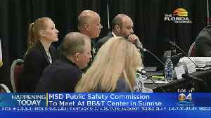 MSD Public Safety Commission To Hear From Victims' Families [Video]