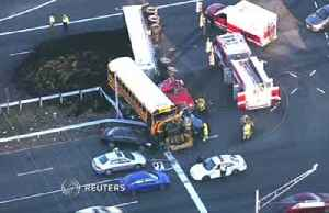 School bus, tractor trailer crash leaves one dead [Video]