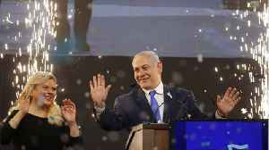 Netanyahu Secures Election Victory [Video]