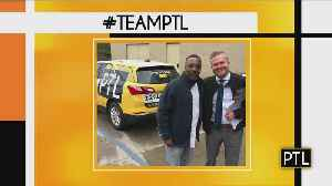 #TeamPTL Car Spotted Around Pittsburgh [Video]