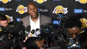 Are the Lakers Better Off Without Magic Johnson? [Video]