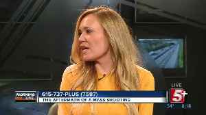 MorningLine: The Aftermath of a Mass Shooting P.2 [Video]