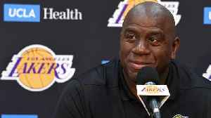 Does Magic Johnson's Explanation for Leaving the Lakers Actually Make Sense? [Video]
