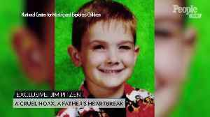 Timmothy Pitzen's Devastated Dad Speaks Out After Missing Child Hoax: 'My Son Is Still Out There' [Video]