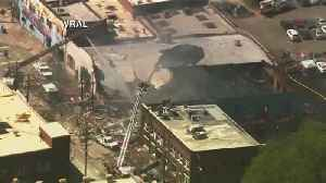 1 Dead, 15 Injured in Downtown Durham Building Explosion [Video]