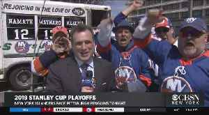 Fans Ready To Rally For Islanders In Stanley Cup Playoffs [Video]
