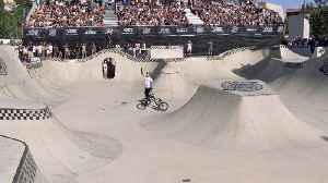 Why Vans BMX Pro Cup is so great - Malaga 2018 [Video]