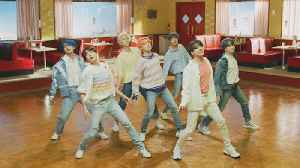 News video: BTS Teases New Halsey Collaboration 'Boy With Luv' | Billboard News