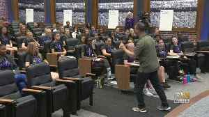 Ravens Host LIFT Conference, Inspire Female Student-Athletes [Video]