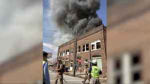 1 Dead, Several Hurt After Gas Explosion in Durham, NC [Video]