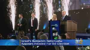 Netanyahu Reportedly Wins Re-election In Israel [Video]