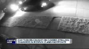 String of stolen Dodge Chargers in Macomb County documented on Facebook [Video]